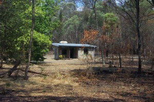 Major Clews Hut