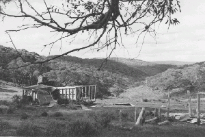 Farm Ridge Homestead site 1969 Reet Vallack Collection