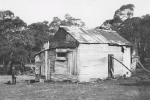 Harris Hut 1972 Reet Vallack Collection