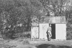 Kidmans Hut Phil Butt 1972  Reet Vallack Collection