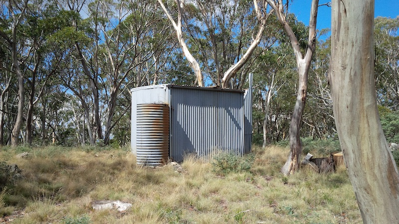 Bag Range Hut, Brindabella National Park