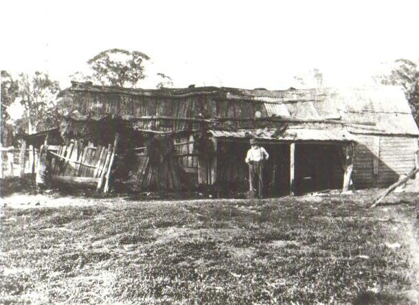 Photo of simpsons diggings 1912