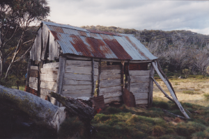 Teddys Hut Easter, Photo Dean Turner 1991