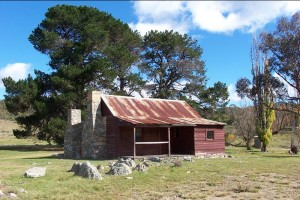 Westermans Hut, unknown 2015.